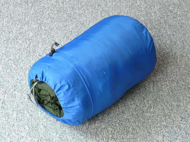 backpacking sleeping bag