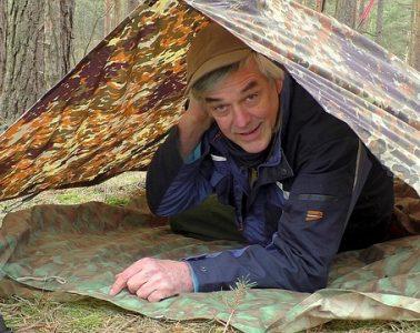 camping tarp shelter
