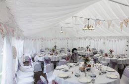 outdoor wedding tents
