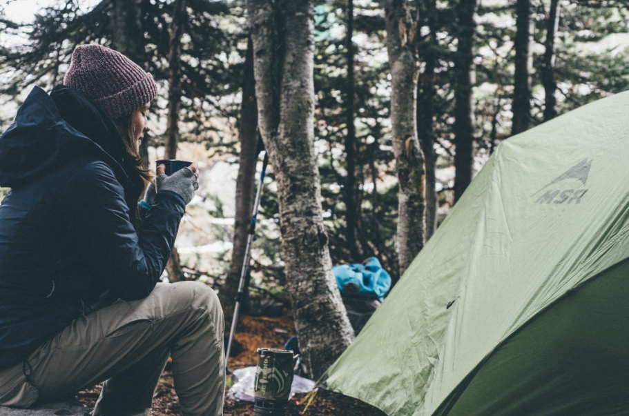 beginners guide to camping clothes