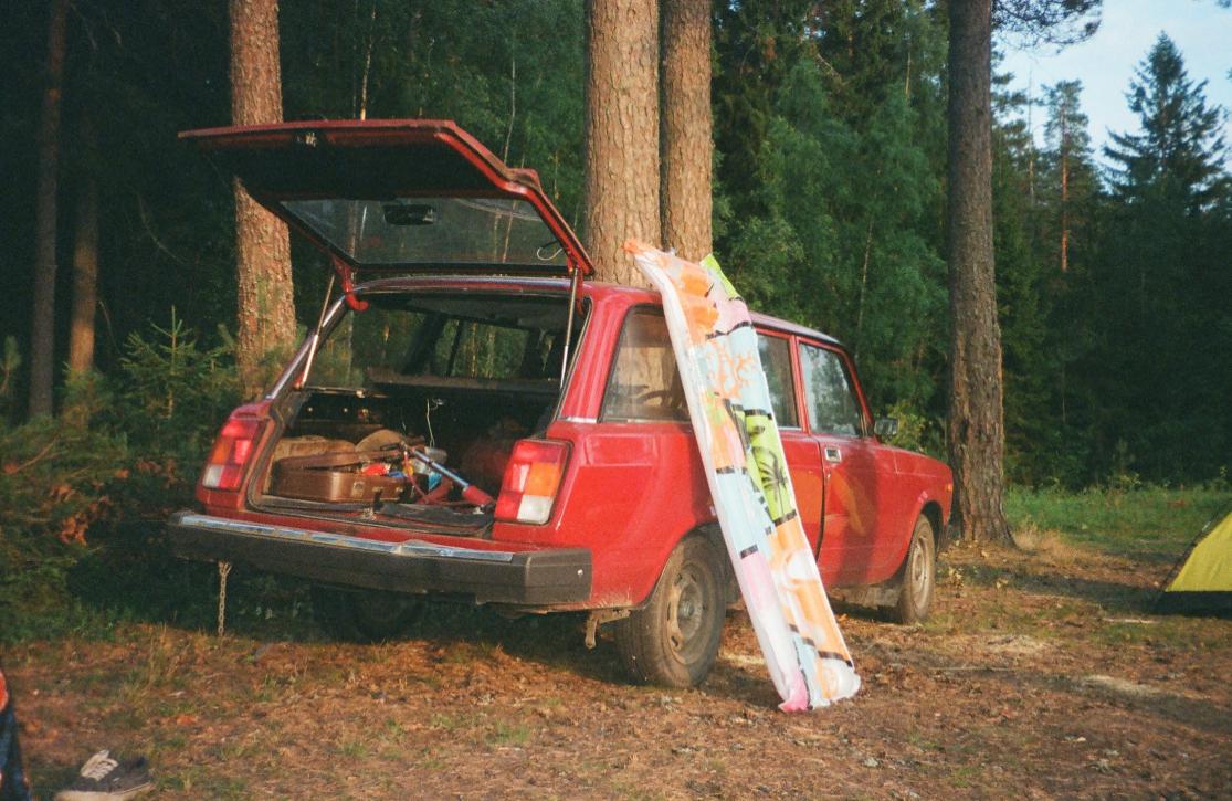 transform your car into a camper