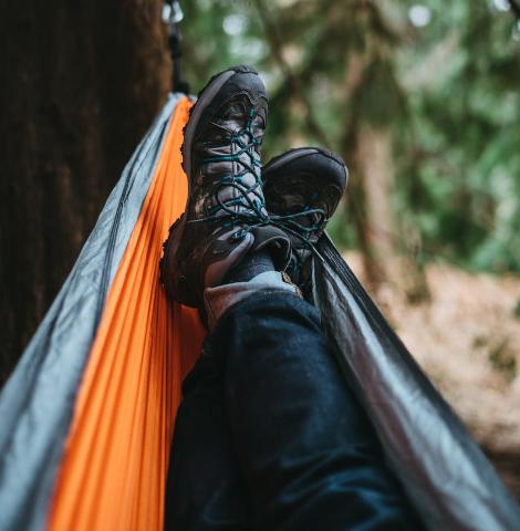 hiking footwear is important