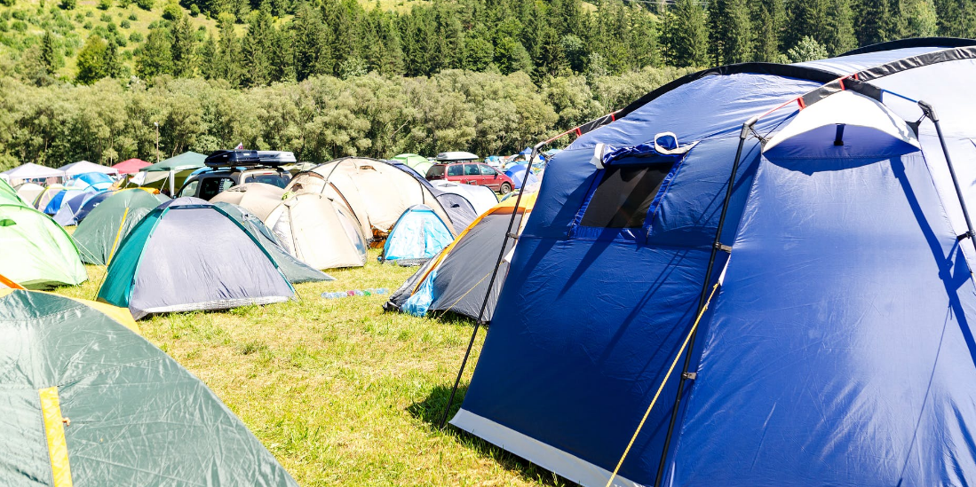 how to patch a tent