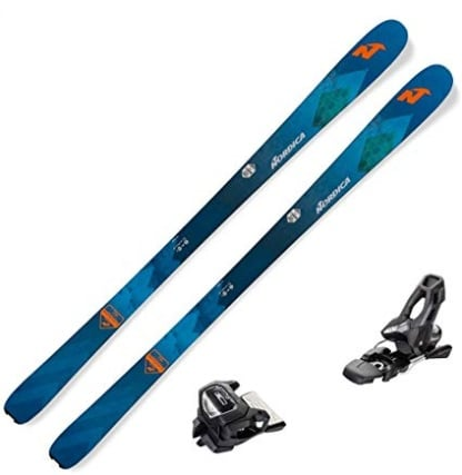 Nordica Navigator skis with bindings