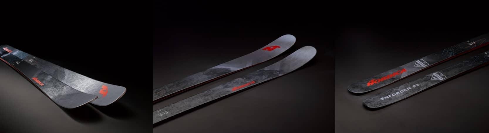 nordica enforcer skis performance