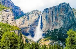 yosemite national park tips for backpacking
